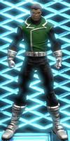 Green Lantern Guy Gardner (DC Universe Online)