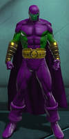 Drax the Destroyer (DC Universe Online)