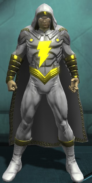 Shazam DC Universe Online New 52 By Macgyver75