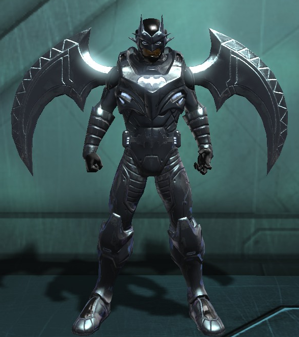 Luke Fox Batwing Wallpaper: Batwing (DC Universe Online) By Macgyver75 On DeviantArt