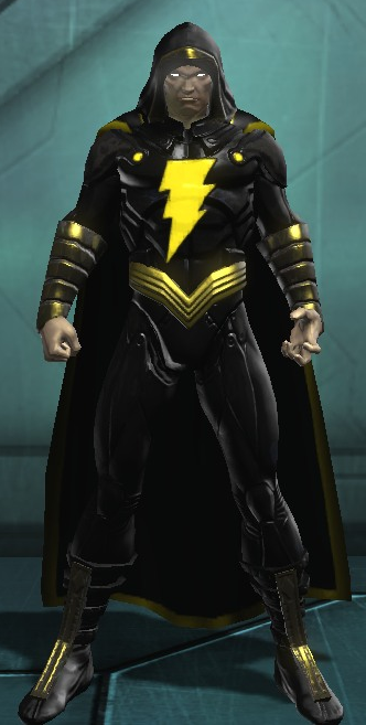 Black Adam DC Universe Online New 52 By Macgyver75