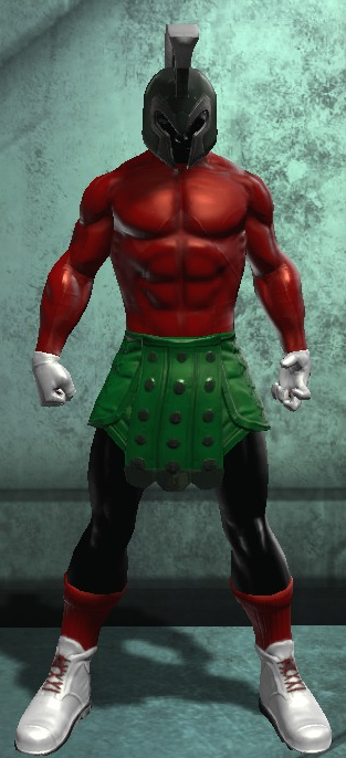 Marvin The Martian(DC Universe Online) Updated by Macgyver75