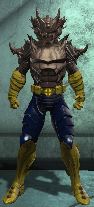 Armadillo (DC Universe Online) by Macgyver75