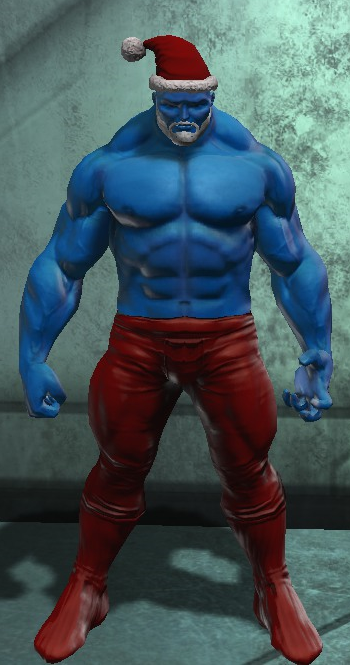 Papa Smurf (DC Universe Online) by Macgyver75