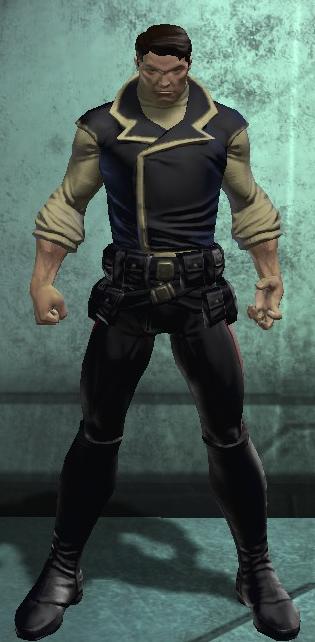 Han Solo (DC Universe Online) by Macgyver75