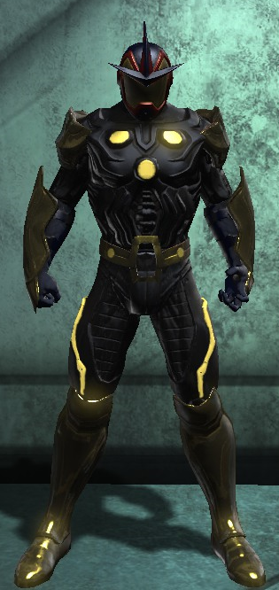 Nova (DC Universe Online) Updated by Macgyver75