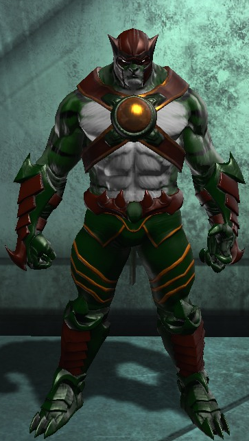 Battle Cat (DC Universe Online) by Macgyver75