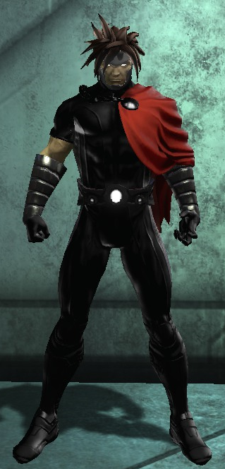 Wiccan (DC Universe Online) by Macgyver75