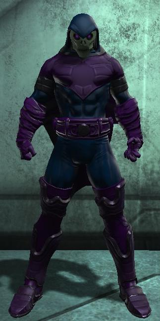 SleepWalker (DC Universe Online) by Macgyver75