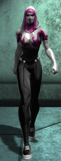 Spider-Gwen (DC Universe Online) by Macgyver75