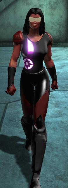 Garnet (DC Universe Online) by Macgyver75