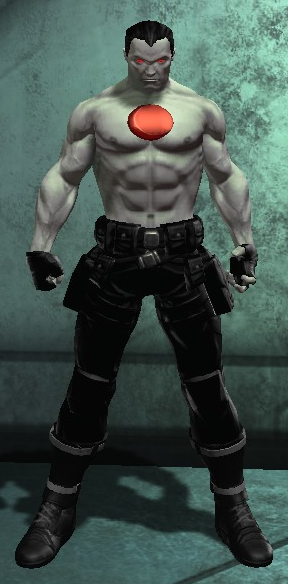 Blood Shot (DC Universe Online) by Macgyver75