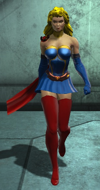 online free games for girls dc supergirl