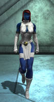 Mystique (DC Universe Online) Updated