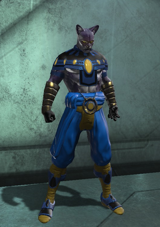 Lord Beerus (DC Universe Online) by Macgyver75