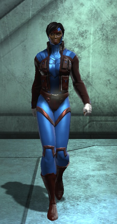 Rocket (DC Universe Online) by Macgyver75