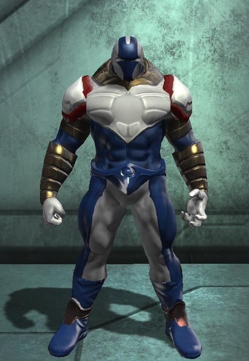Diehard (DC Universe Online) by Macgyver75