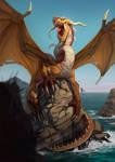 Dragon by ArtSimo