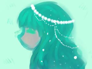 Pretty Sea Person