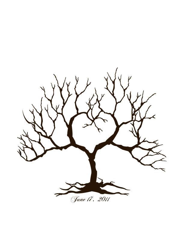 wedding tree 2 by designbytheresacarr3 on deviantart. Black Bedroom Furniture Sets. Home Design Ideas