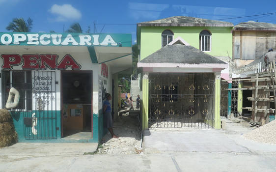 Caribbean Store Front