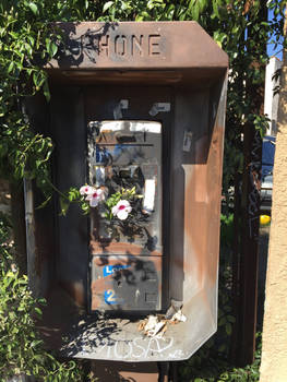 Phone Booth of the Past