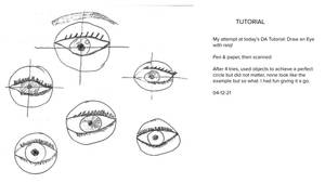 Learn How to Draw an Eye!