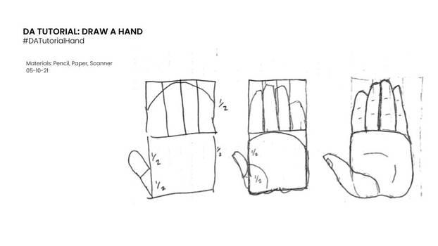 DA Tutorial: Hand