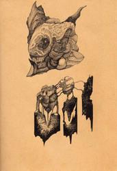 Schetsboek 1