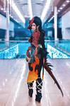 Monster Hunter World Odogaron cosplay