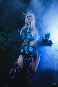 Sindragosa cosplay by Tanya Bayer