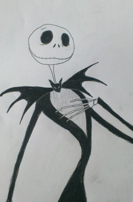 Jack: The Pumpkin King by Hidanputen
