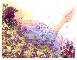 HAPPY BIRTHDAY HARUUU MOGE by banakiri