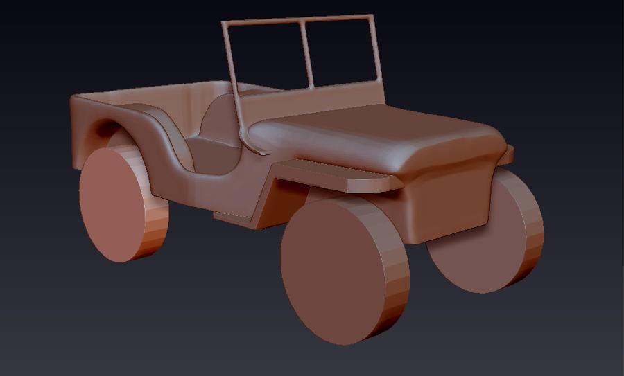 jeep (wip) by MrLaZe