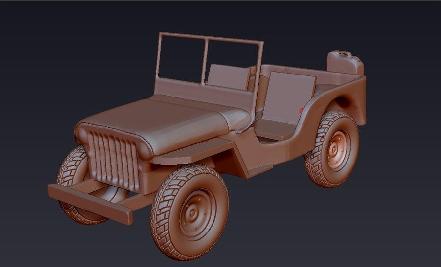jeep (screenshot) by MrLaZe