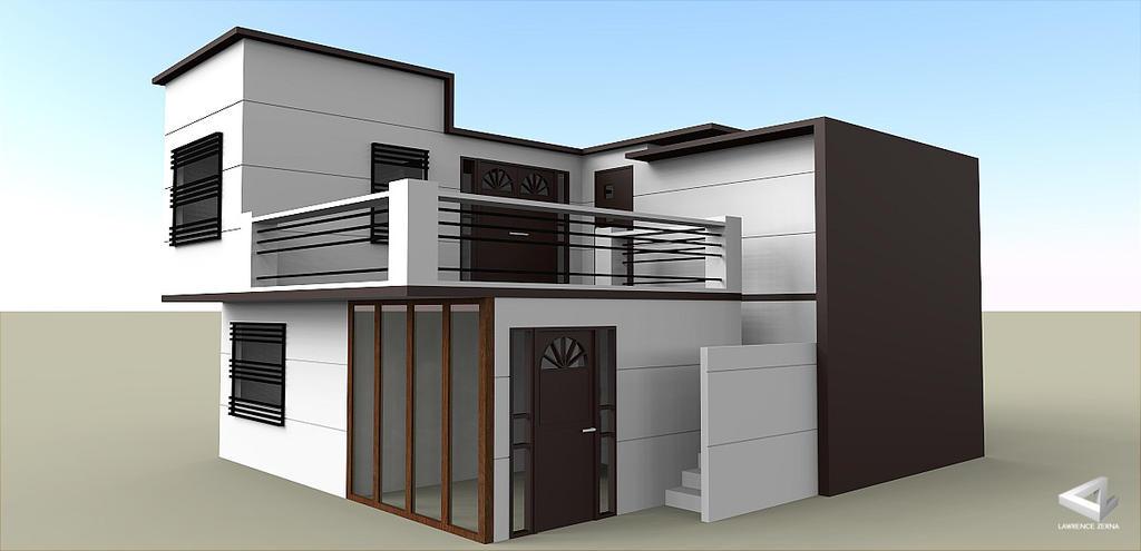 house design 01 by MrLaZe