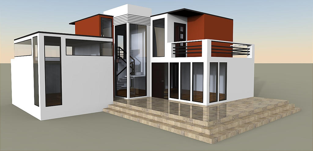 house design 02 by MrLaZe