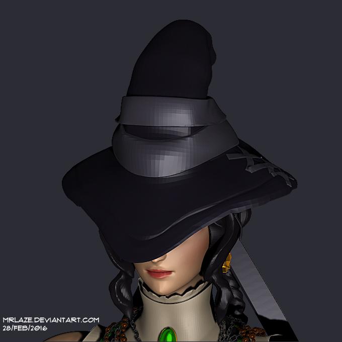 The Witch by MrLaZe