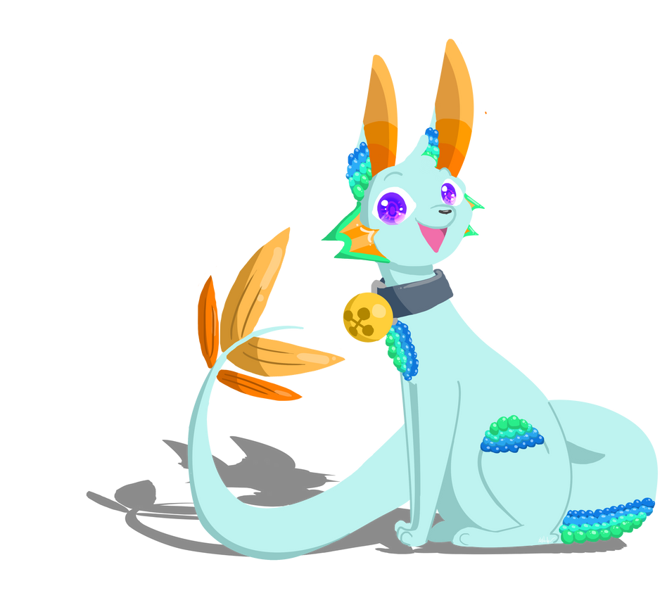 Lineless Pike by Insomnioid