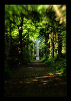 Down the Leafy Tunnel by Bogbrush