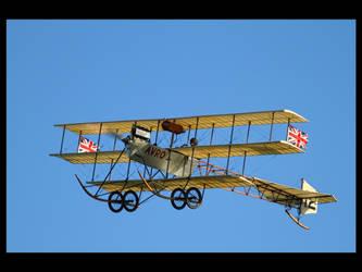 Avro Triplane by Bogbrush