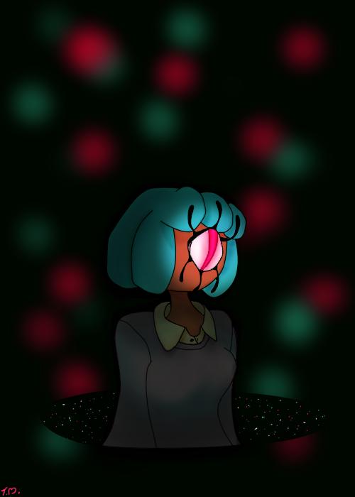 Eye Girl Test by Satako15
