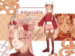 [CLOSED] Adoptable #01
