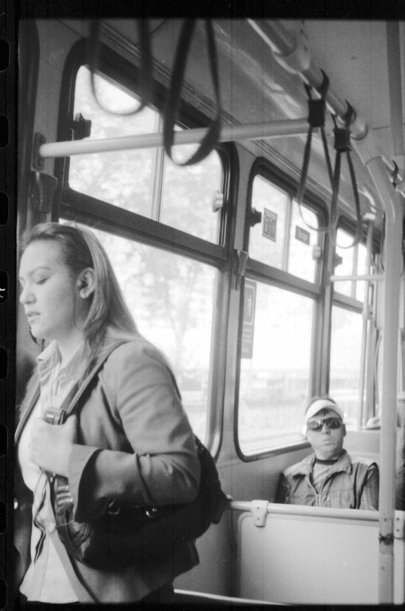 en el bus by walalapancho