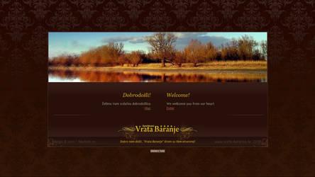 Rural tourism web - Intro