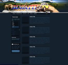 Bugatti web