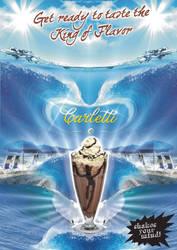 Carletti Milk Shake Poster