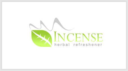 Incense Herbal Refresher Logo