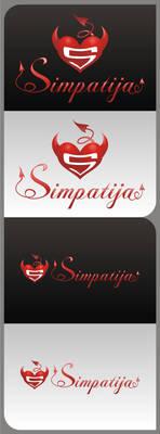 Simpatija - Dateing site logo