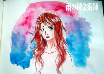 Sadness by AishaSofonisba